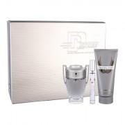 Paco Rabanne Invictus confezione regalo eau de toilette 50 ml + eau de toilette 10 ml + doccia gel 100 ml uomo