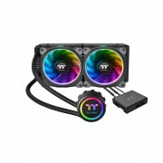 Liquid Cooling for CPU, Thermaltake Floe Riing RGB 240 TT Premium Edition (CL-W157-PL12SW-A)