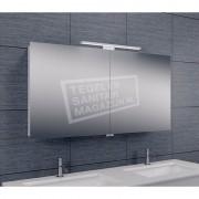Wiesbaden Grande Luxe Spiegelkast met LED Verlichting (120x60x14 cm)