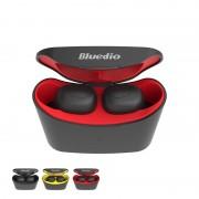 Casti wireless Bluedio T elf Mini Air Pod TWS Bluetooth 5.0 Sport