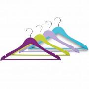 1 Houten kledinghangers VROLIJK (3 stuks)