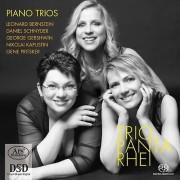 ARS PRODUKTION Bernstein / Schnyder / Gershwin - trios avec Piano [SACD] USA import