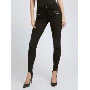 Guess Jeans Met Voetlus Aan De Onderkant - Zwart - Size: 26