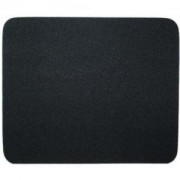 Пад за мишка текстилен черен - EST-MP-1-BLACK