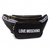 Чанта за кръст LOVE MOSCHINO - JC4059PP1ALJ100A Nero