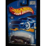 Mattel Hot Wheels #2001 124 Lamborghini Diablo Painted Base 1:64 Scale Collectible Die Cast Car