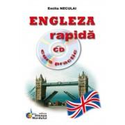 Engleza rapida - curs practic (incude CD)