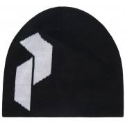 Peak Performance Emb Knit Hat Black 050