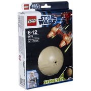 LEGO (LEGO) Star Wars twin pod cloud car (TM) and the planet base spin (TM) 9678