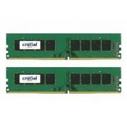 CRUCIAL Mémoire DDR4 2133 16Go (2x8Go)