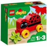 Конструктор Лего Дупло - Моята първа калинка, LEGO DUPLO Creative Play, 10859