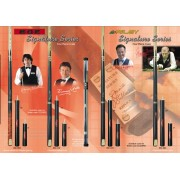 Tac snooker Riley Signature Series RSC.5JW