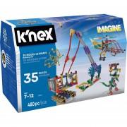 Set De Construcción Knex Imagine-Verde Con Azul