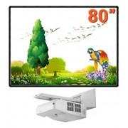 Pachet Videoproiector NEC UM301X Tabla Interactiva EVOBOARD IB-80
