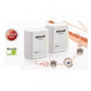 Amiko Powerline Ethernet Passtrough Adapter Kit PLN-500