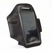 39 Easy Fit Armband for iPhone 4 & 4S and iPhone 5 & 5S in black iPhone 4/4s