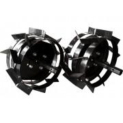 Set roti metalice 40 cm