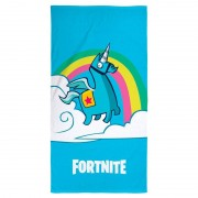 Fortnite Llama Skin cotton beach towel