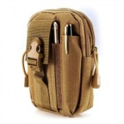 CARRY TRIP Mobile Pouch(Brown)