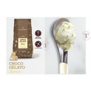 Mix pentru inghetata cu Ciocolata Alba, Gelato, 1,6 kg, Callebaut
