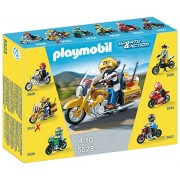 Playmobil Sports Action & Road Cruiser Set #5523