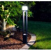 LED Wegeleuchte Milan 80cm dunkelgrau 11,8W 6500 K 10759