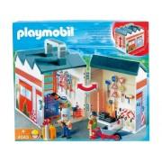 Playmobil Take Along Construction