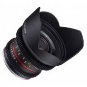 SAMYANG 12mm T2.2 NCS CS VDSLR - Micro 4/3 - 4 ANNI DI GARANZIA