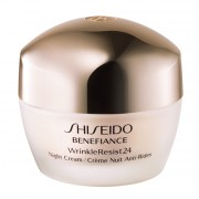 Shiseido Cosmética Facial Benefiance Wrinkle Resist 24 Night Cream