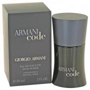 Armani Code by Giorgio Armani Eau De Toilette Spray 1 oz