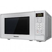 Panasonic Microwave Oven with Grill NN-K18JMMBPQ 800W Silver