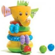Бебешка активити играчка - Musical Stack and Ball Game, Tiny Love, 0794503