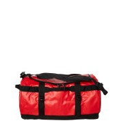 The North Face Base Camp S 50L Duffle Bag Red