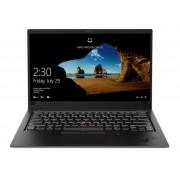 """Lenovo Thinkpad X1 Carbon 8th gen Ultrabook Intel Quad i7-8550U 1.80Ghz 8GB 14"""" FULL HD UHD 620 BT 3G Win 10 Pro"""