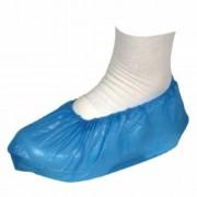 Egyszer használatos nylon cipővédő gumis felsőrésszel, 10db