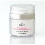 Jenelt Multi-Vitamin Eye/Face Cream with Silk Peptides & Green Tea Rich Antioxidant Moisturizer for Wrinkles Made with Certified Organic Ingredients For Smoother, Brighter, Firmer Skin Suitable for Sensitive Skin