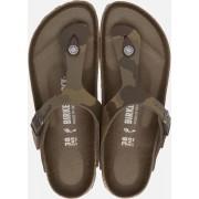 Birkenstock Gizeh slippers groen - Maat 34