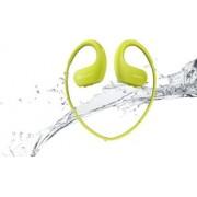 Sony Bal. MP3 SONY NWWS413G 4Go Etanche Vert