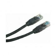 Cablu noname Patchcord UTP, Cat.5e, nieekranowany, 0.5m, negru