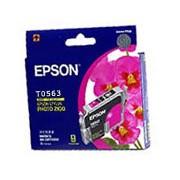 Epson T0563 magenta ink cartridge