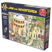 Jan Van Haasteren Pussel - Den stora flykten 1000 Bitar