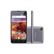 Smartphone MS50L, Dual Chip, Android 7.0, Memória Interna de 8gb, Tela de 5, Preto P9051 - Multilaser