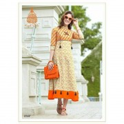 Girls long length Fancy Kurti Buy Girls Trendy kurtis for daily wear