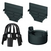 Set de accesorii ACO pentru rigole Hexaline