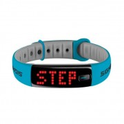 Sigma Fitness Náramek Sigma Activo Modro-Šedá