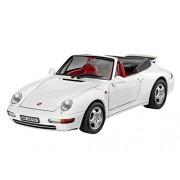 "Revell Revell07063 18.1cm ""porsche Carrera Cabrio"" Model Kit"