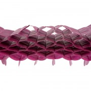 Ghirlanda decorativa ovala mov