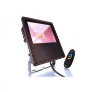 KAPEGO - RF Outdoor Fluter RGB 60W 120° incl. Touch-Funk-Remote