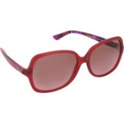 Vogue Over-sized Sunglasses(Pink)