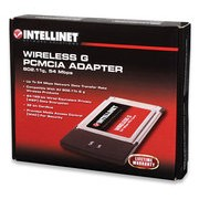 Intellinet Wireless G PC Card -Up to 54 Mbps